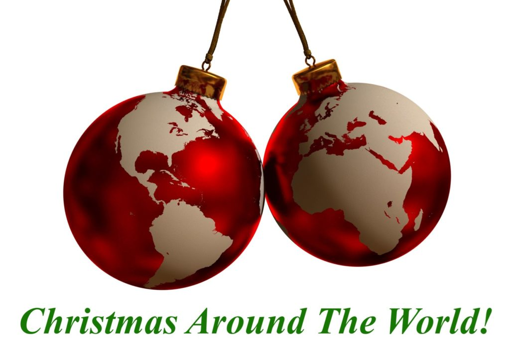 Christmas Arpound The World...And A Hope For Peace On Earth!