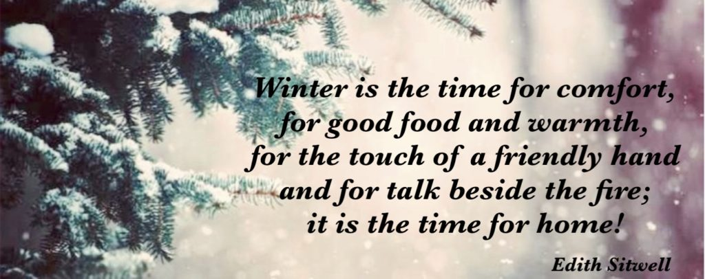Winter quotes.