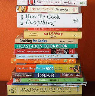 The Big Cookbook Challenge!
