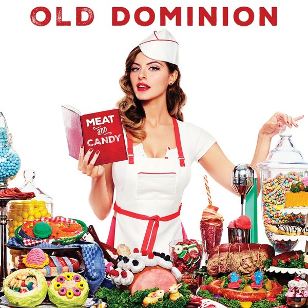 "Old-Dominion record ""Meat and Candy""!"