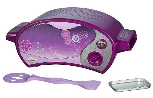 A Few More Of Grandma's Favorite Things...the new Easy Bake oven.