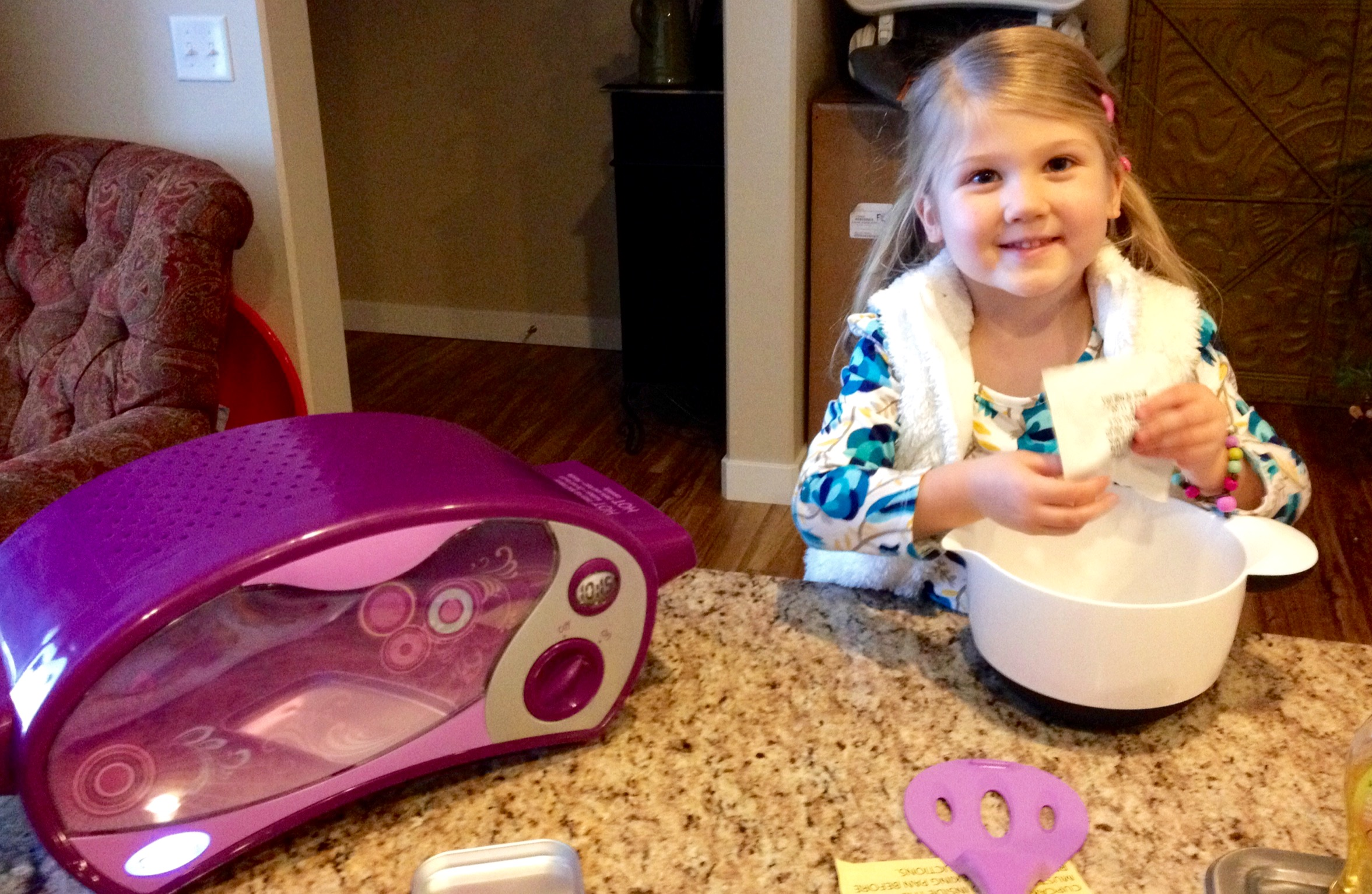 Grandma's Favorite Things...Easy Bake Oven