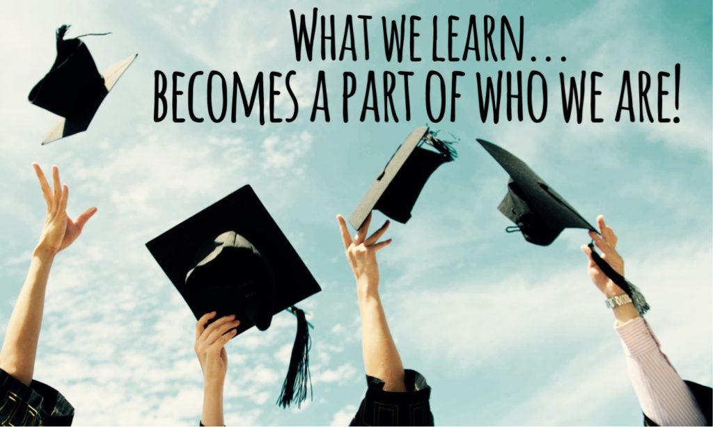 Graduation quote.
