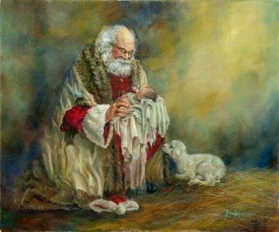Santa's Prayer!