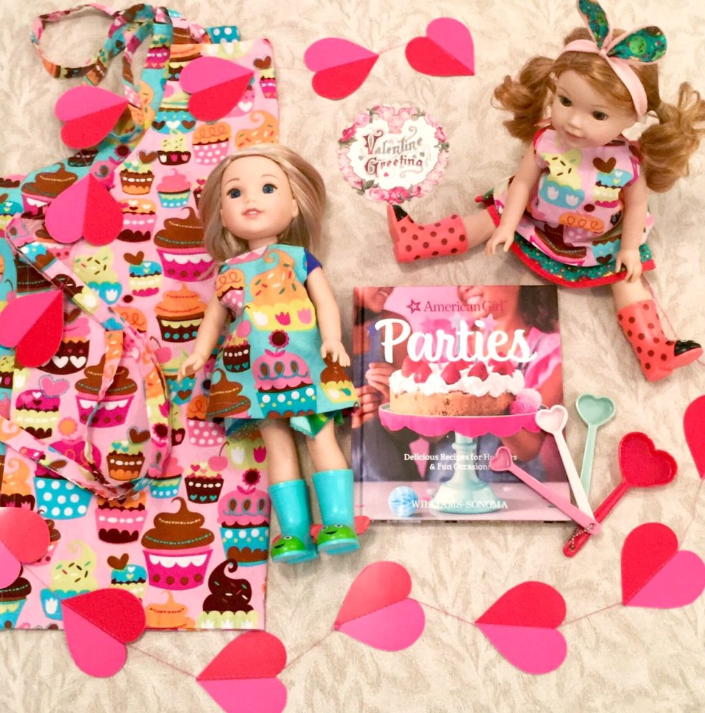 American Girl Party book!