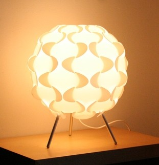 Modular baby night light.