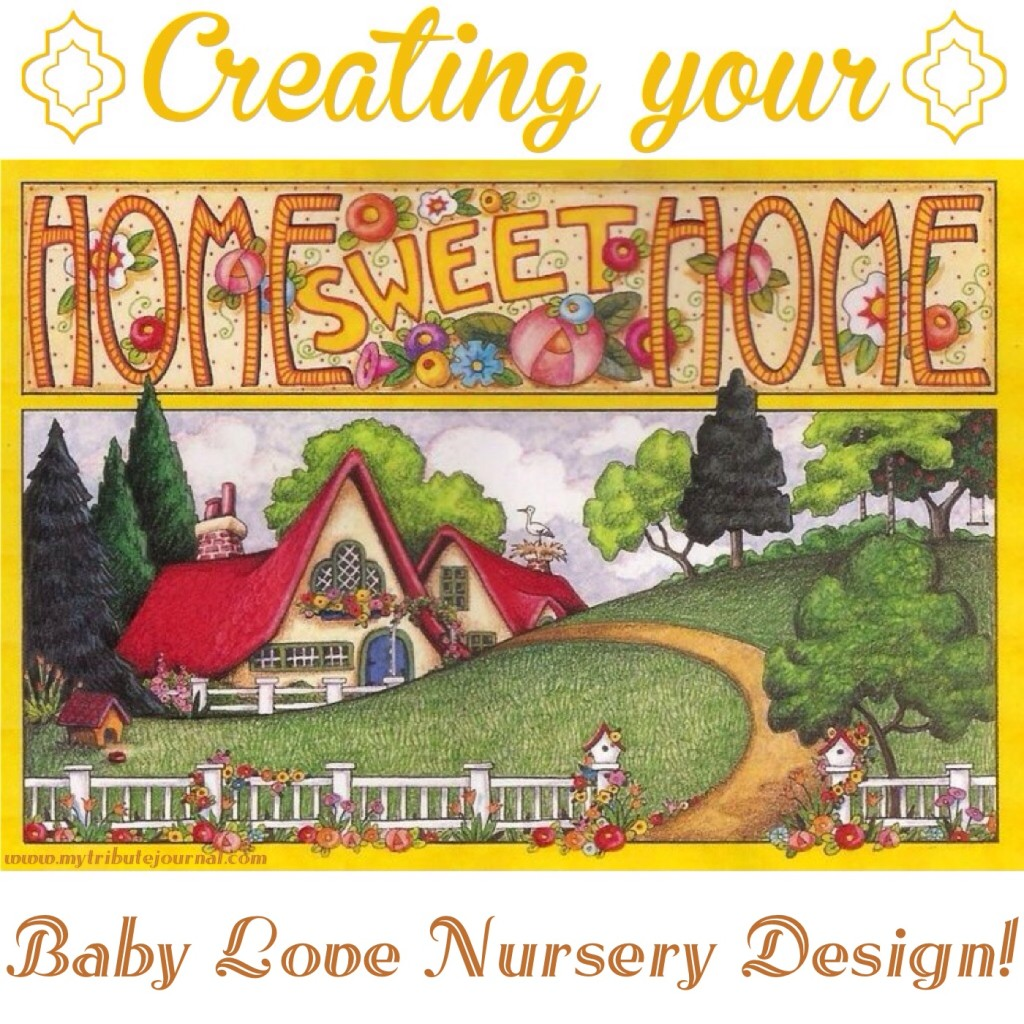 Baby Love Nursery Design