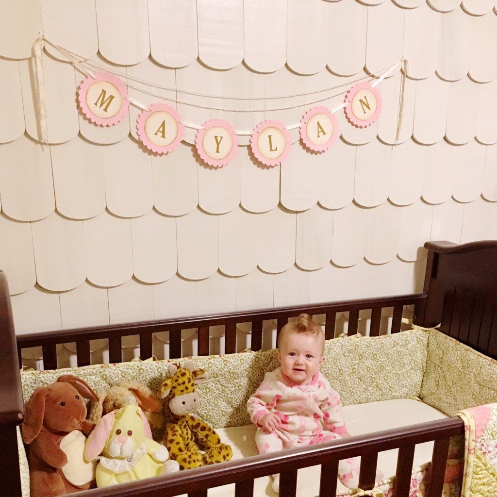 Baby Love Nursery Design!