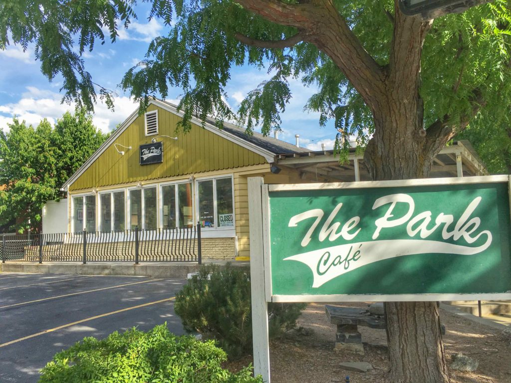 The Park Cafe in Salt Lake City, Utah