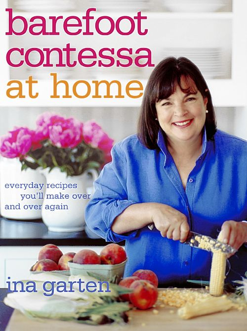 Ina Garten cookbook.
