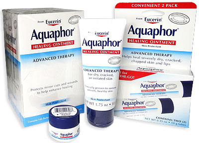 Aquaphor healing oinment.