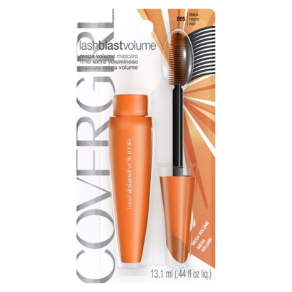 Cover Girl mascara.