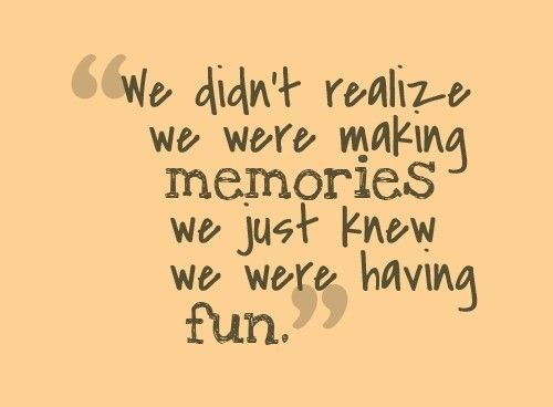 Summer fun quote.