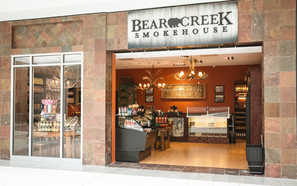Bear Creek Smokehouse.