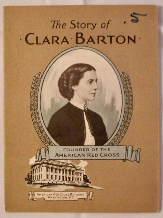 Clara Barton biography.